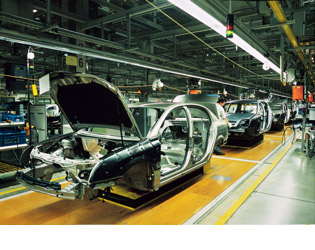 Product lifecycle management (PLM) solutions and specialized support for the auto industry.